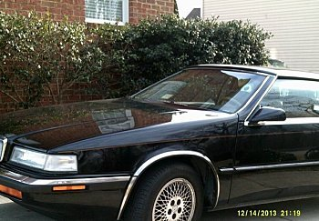 1991 Chrysler TC by Maserati for sale 100922906