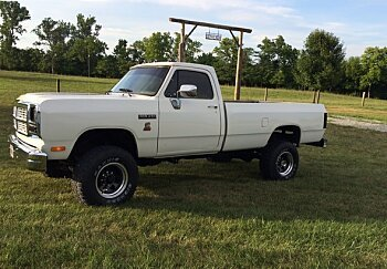 1991 Dodge D/W Truck for sale 100795038
