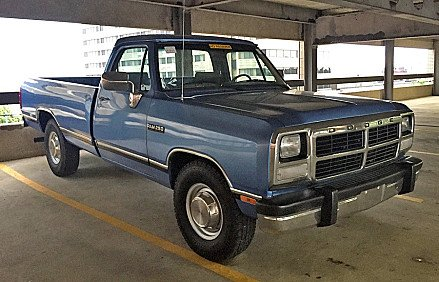 1991 Dodge Ram 50 Truck for sale 101026333