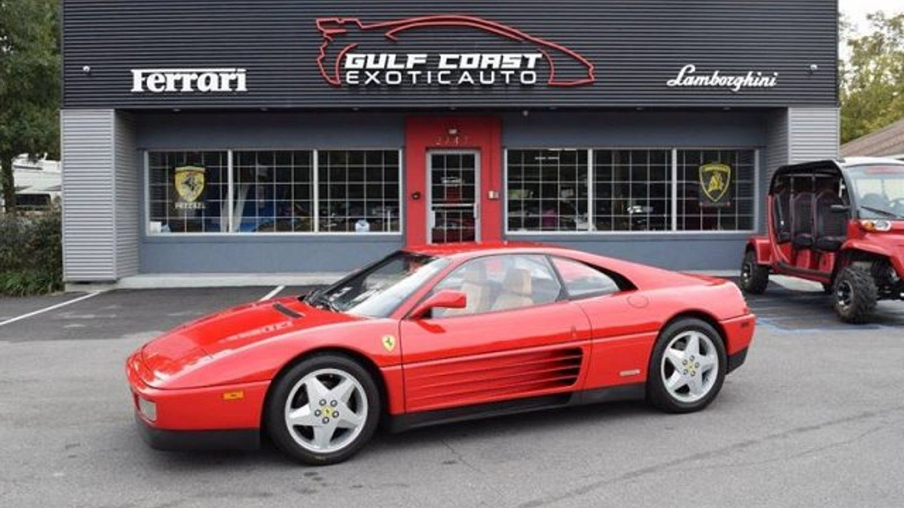 1991 Ferrari 348 TB for sale 100928505