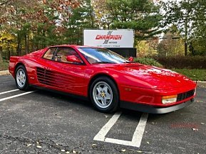1991 Ferrari Testarossa for sale 101058236