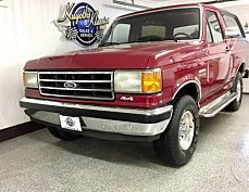1991 Ford Bronco for sale 100842509