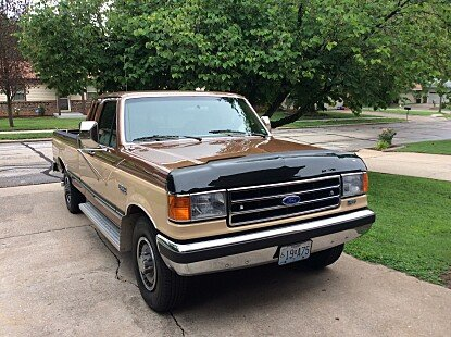 1991 Ford F250 2WD SuperCab for sale 100987525