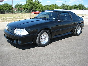 1991 Ford Mustang GT Hatchback for sale 100777834