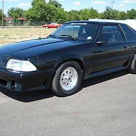 1991 Ford Mustang GT Hatchback for sale 100777834