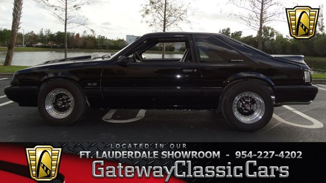1991 Ford Mustang LX V8 Hatchback for sale near O Fallon, Illinois ...