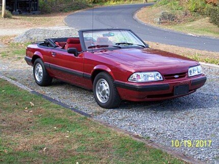1991 Ford Mustang for sale 100926562