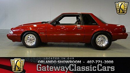 1991 Ford Mustang LX V8 Coupe for sale 100965490