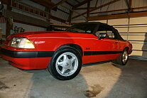 1991 Ford Mustang LX V8 Convertible for sale 100987539