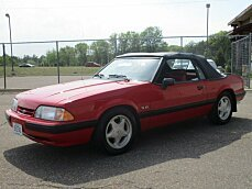 1991 Ford Mustang LX V8 Convertible for sale 100987865