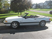 1991 Ford Mustang LX V8 Convertible for sale 101014967