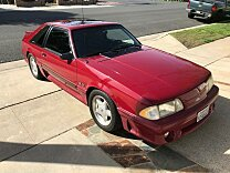 1991 Ford Mustang GT Hatchback for sale 100962547