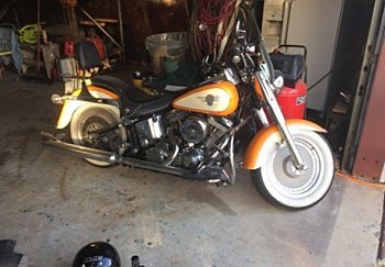 1991 Harley-Davidson Softail for sale 200408079