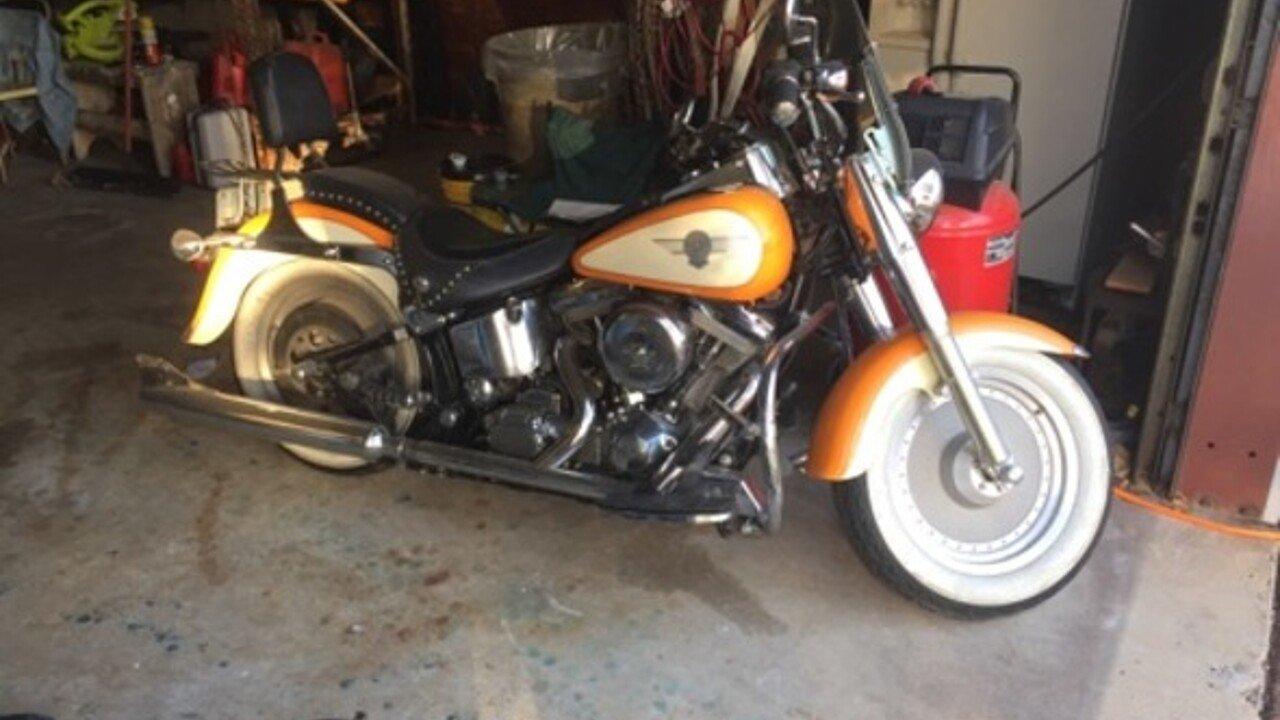 1991 Harley-Davidson Softail for sale 200408079