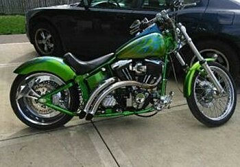 1991 Harley-Davidson Softail for sale 200445476