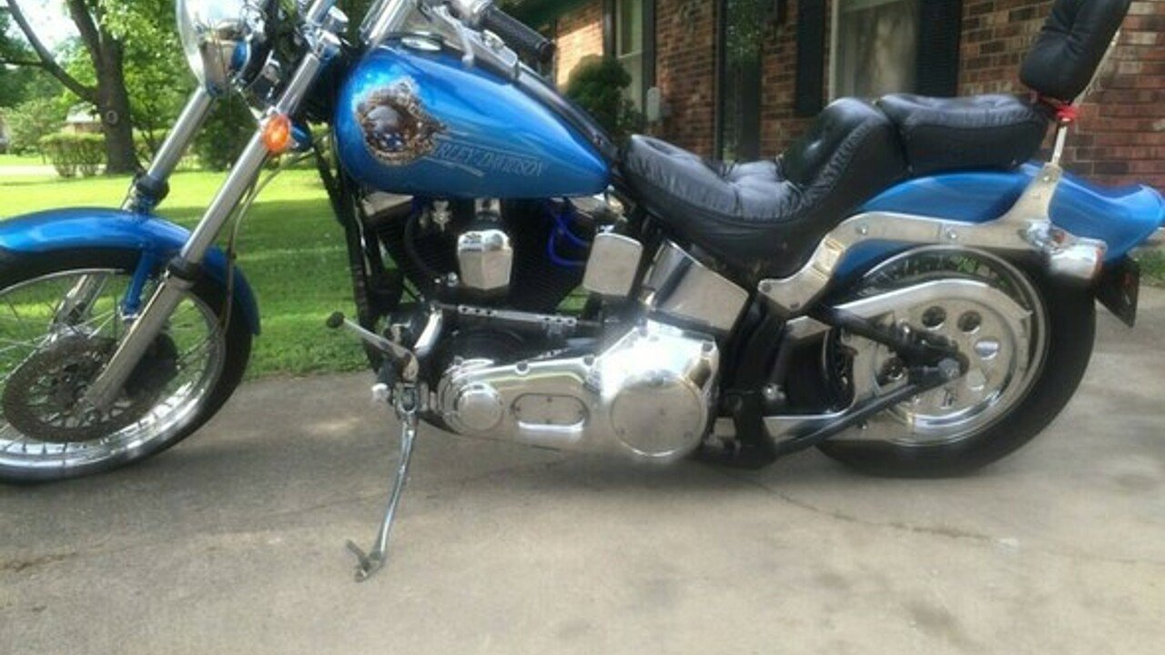 1991 Harley-Davidson Softail for sale 200483216