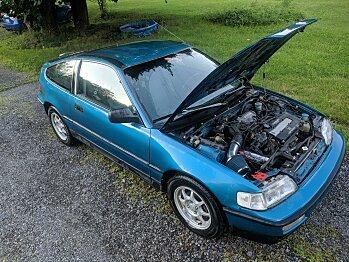 1991 Honda CRX for sale 101004881