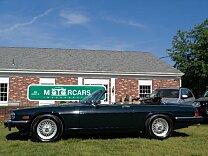 1991 Jaguar XJS V12 Convertible for sale 100736771
