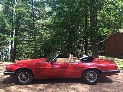 1991 Jaguar XJS V12 Convertible for sale 100765463
