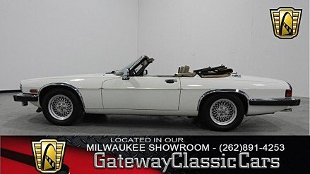 1991 Jaguar XJS V12 Convertible for sale 100821306