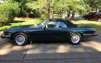 1991 Jaguar XJS V12 Convertible for sale 100904555