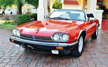 1991 Jaguar XJS V12 Convertible for sale 100959077