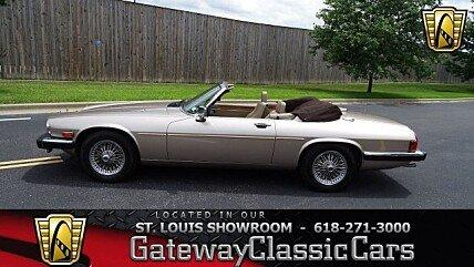 1991 Jaguar XJS V12 Convertible for sale 100998743