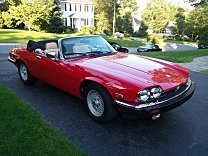 1991 Jaguar XJS V12 Convertible for sale 101011780