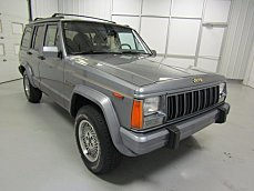 1991 Jeep Cherokee 4WD Limited 4-Door for sale 101052294