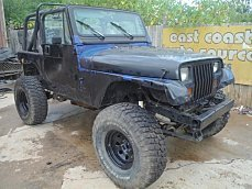1991 Jeep Wrangler 4WD S for sale 100799109