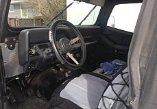 1991 Jeep Wrangler for sale 100951223