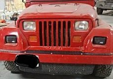 1991 Jeep Wrangler for sale 100966591