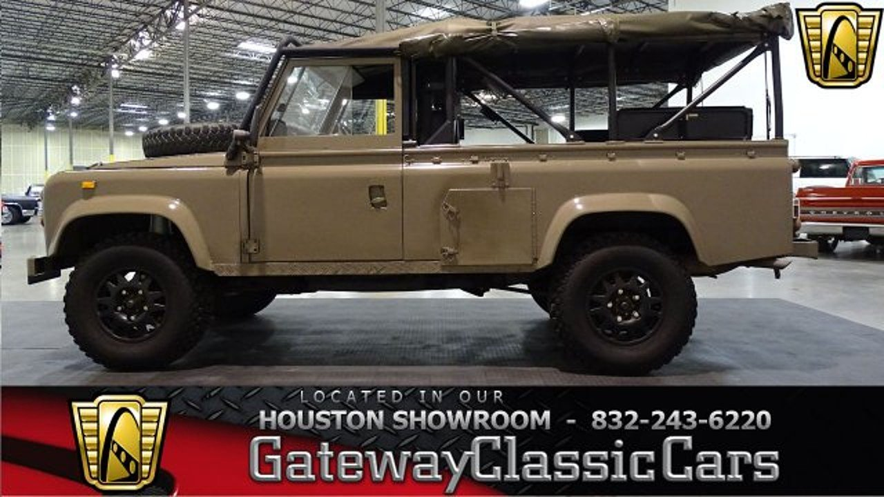 1991 Land Rover Defender for sale 100949103