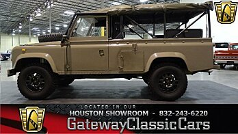 1991 Land Rover Defender for sale 100964598