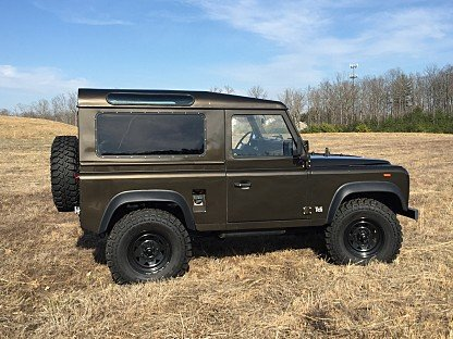 1991 Land Rover Defender 90 for sale 100927712