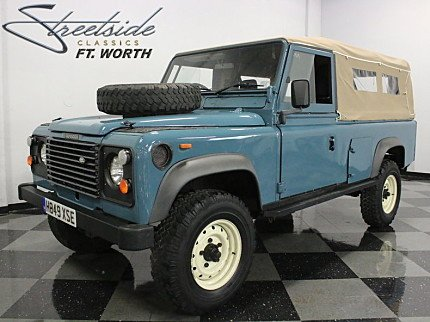 1991 Land Rover Defender for sale 100868610