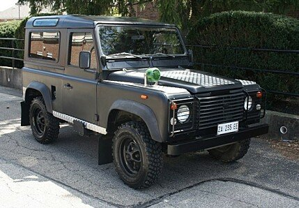1991 Land Rover Defender for sale 100880185