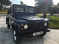 1991 Land Rover Defender 90 for sale 100954532