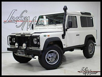 1991 Land Rover Defender for sale 100979281
