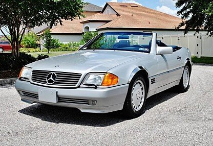 1991 Mercedes-Benz 300SL for sale 100900154