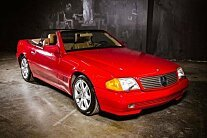 1991 Mercedes-Benz 500SL for sale 100753609