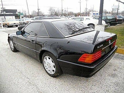 1991 Mercedes-Benz 500SL for sale 100780887