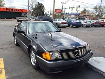 1991 Mercedes-Benz 500SL for sale 100913434