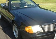 1991 Mercedes-Benz 500SL for sale 100792146