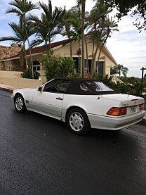 1991 Mercedes-Benz 500SL for sale 100877658