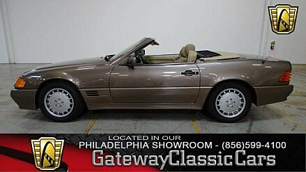 1991 Mercedes-Benz 500SL for sale 100926244