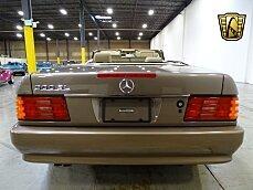 1991 Mercedes-Benz 500SL for sale 101034187
