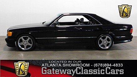 1991 Mercedes-Benz 560SEC for sale 100910699