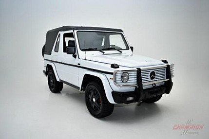 1991 Mercedes-Benz G Wagon for sale 100879917