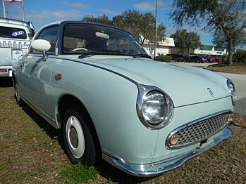 1991 Nissan Figaro for sale 100928793